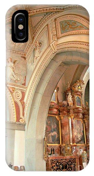 Franciscan Decor IPhone Case