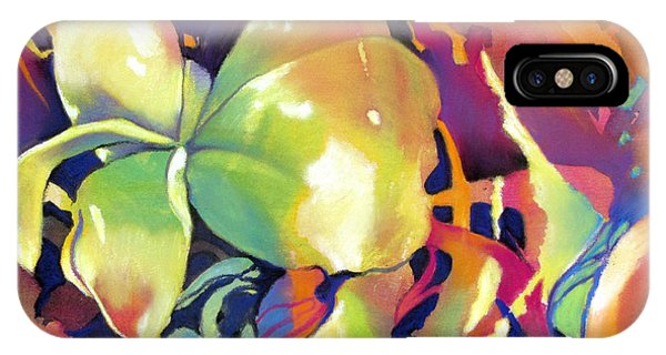 Frangipani Fantasy IPhone Case