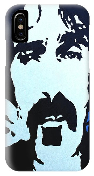 Frank Zappa iPhone Case - Frank Zappa by Murray Stiller