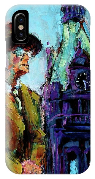 Frank Zeidler IPhone Case