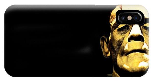 Frankenstein 20140921brunaille Horizontal IPhone Case