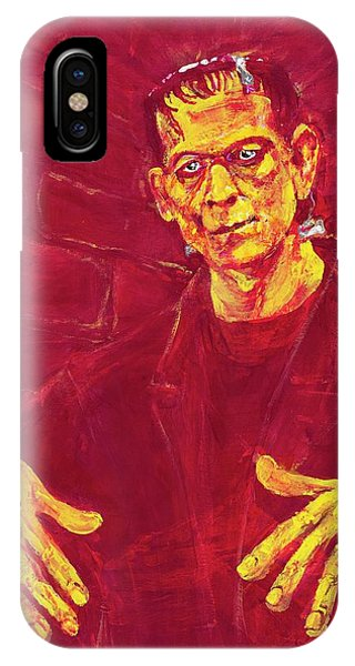 Frankenstein's Monster 1931 IPhone Case