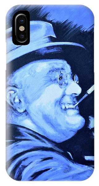 Franklin D. Roosevelt IPhone Case