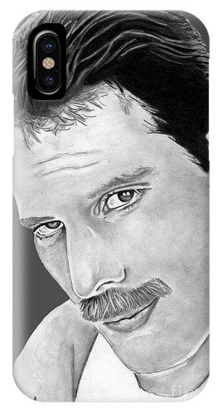 Freddie Mercury IPhone Case
