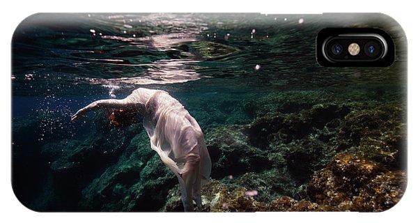 Free Mermaid IPhone Case