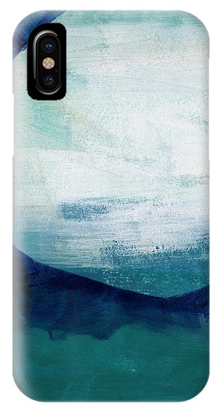 Mixed-media iPhone Case - Free My Soul by Linda Woods