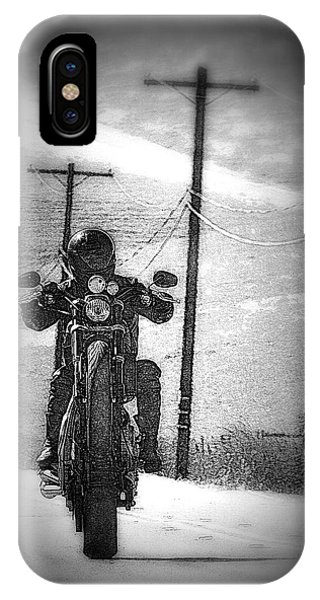 Free Wheelin' Phone Case by Michael Curry