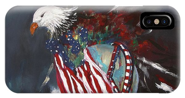 Freedom Rings IPhone Case