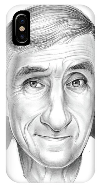 Atomic iPhone Case - Freeman Dyson by Greg Joens