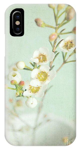 Freesia Blossom IPhone Case