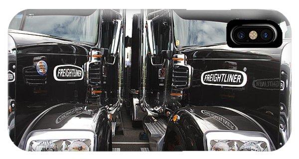 Freightliner IPhone Case