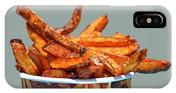 French Fries On The Boards IPhone Case