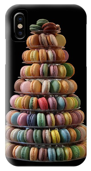 French Macarons IPhone Case
