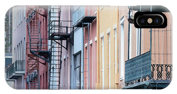 French Quarter Colors IPhone Case