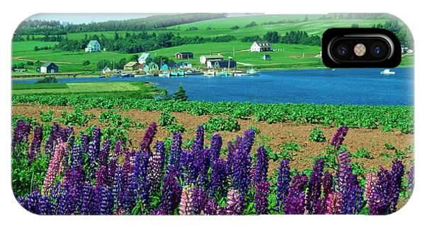 French River, Prince Edward Island IPhone Case