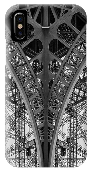 French Symmetry IPhone Case