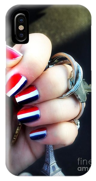 Frenchy Nails IPhone Case