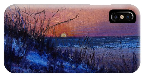Frenchy's Sunset IPhone Case