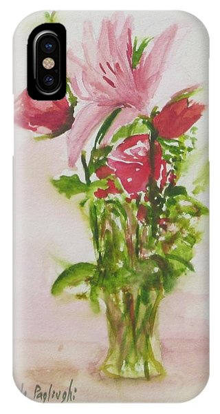 Fresh Flowers IPhone Case