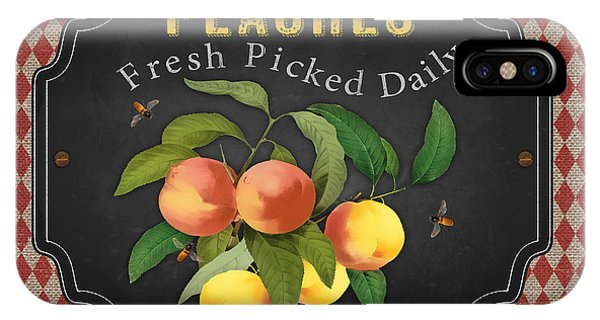 Orchard iPhone Case - Fresh Fruit-jp3742 by Jean Plout