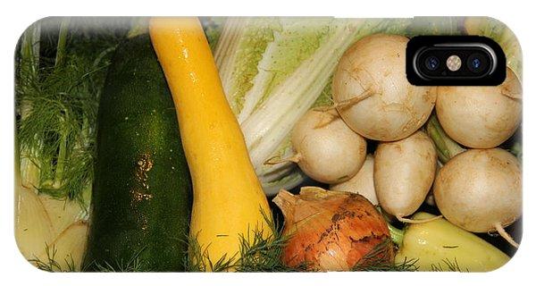 Fresh Garden Produce IPhone Case