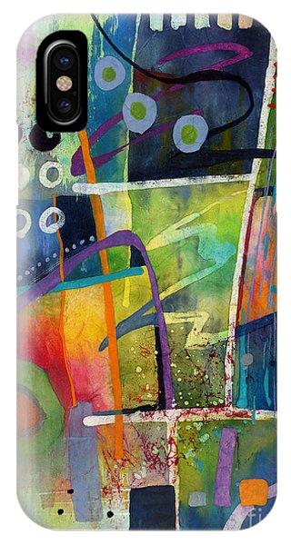 Fresh iPhone Case - Fresh Jazz by Hailey E Herrera