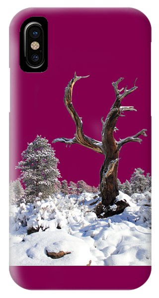 Fresh Snow IPhone Case