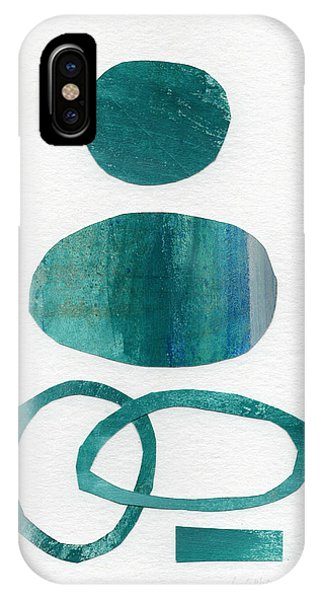 Gallery Wall iPhone Case - Fresh Water by Linda Woods