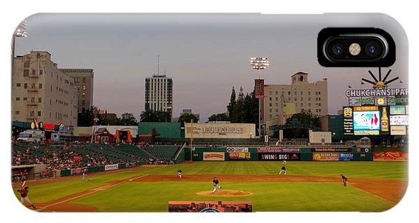 Fresno Grizzlies IPhone Case