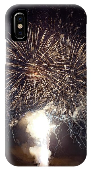 July 4 iPhone Case - Friday Harbor July 4th Spectacular by Betsy Knapp