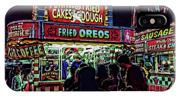 Fried Oreos IPhone Case