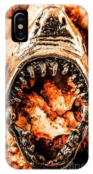 Metal iPhone Case - Frightening Marine Scene by Jorgo Photography - Wall Art Gallery