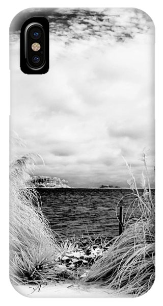 Frigid Shore IPhone Case