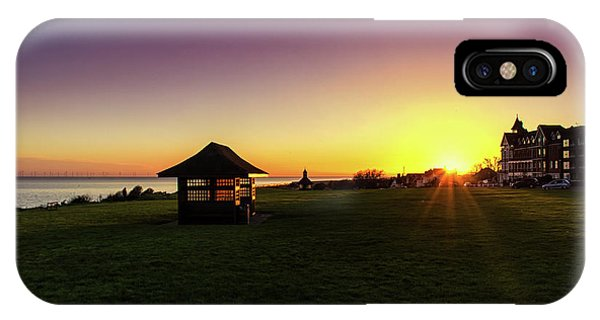 Northern Scotland iPhone Case - Frinton On Sea by Martin Newman