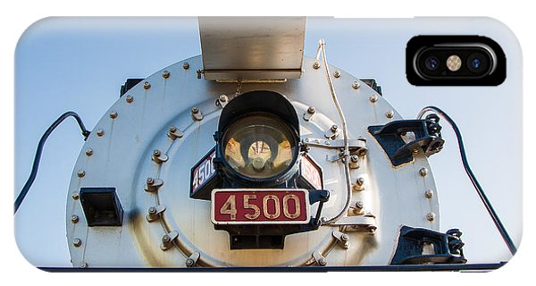 Frisco Meteor On Route 66 In Tulsa Oklahoma IPhone Case