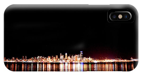 From Alki -wide IPhone Case