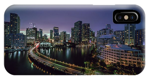 from Brickell Key II IPhone Case