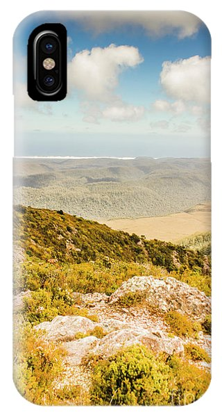 Nobody iPhone Case - From Mountains To Seas by Jorgo Photography - Wall Art Gallery
