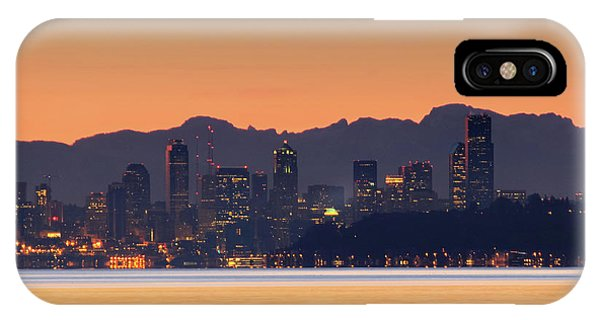 From Night To Day IPhone Case