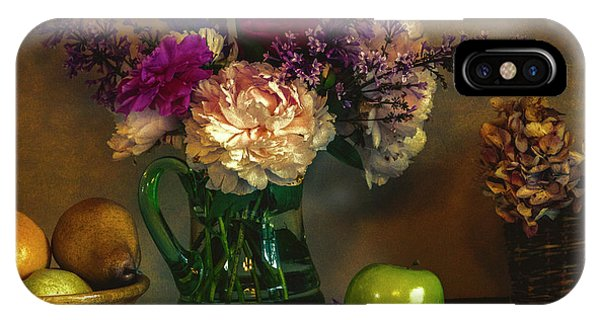 From The Garden To The Table IPhone Case