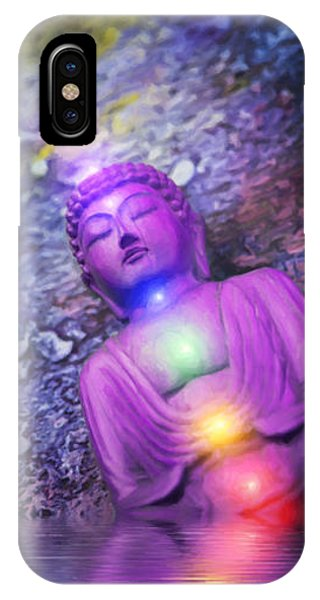 Worship iPhone Case - From The Sea Of Samsara by Tim Gainey