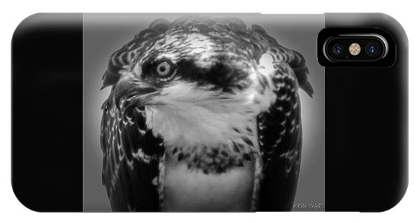 From The Series The Osprey Number Two IPhone Case