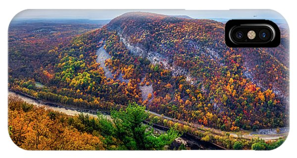 From The Top Of Mount Tammany IPhone Case