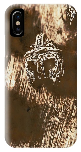 Object iPhone Case - From Warriors Of Past by Jorgo Photography - Wall Art Gallery