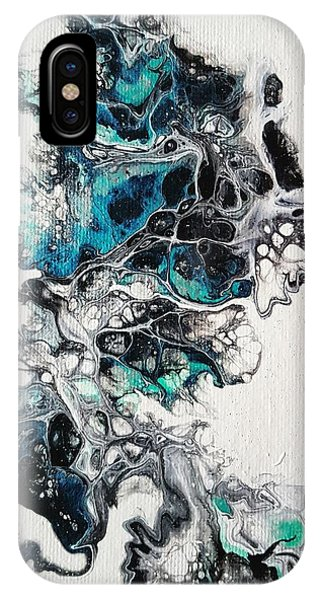 Frost And Ice IPhone Case