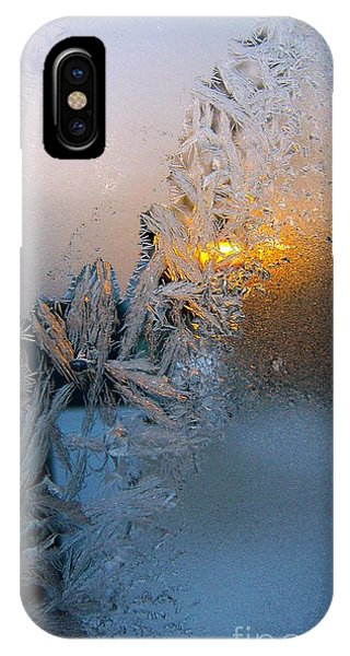 Frost Warning IPhone Case