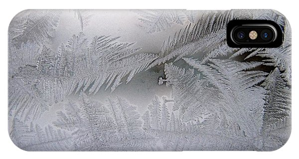 Frosted Pane IPhone Case