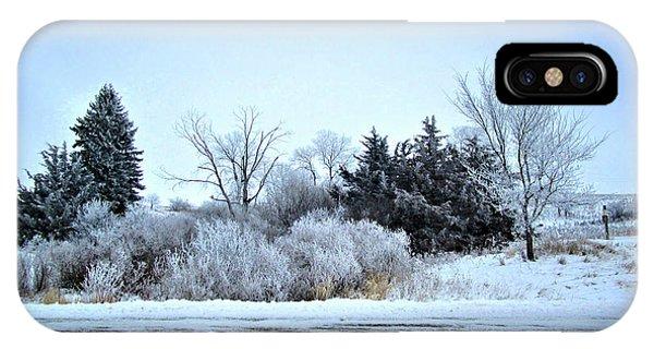 Frostie IPhone Case