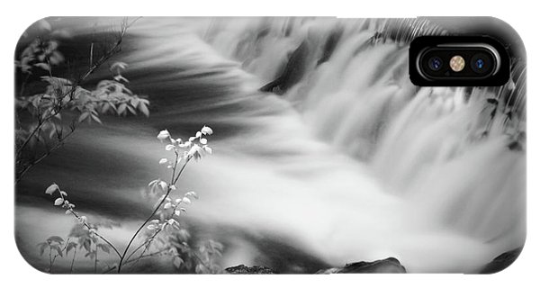 Frothy Falls IPhone Case