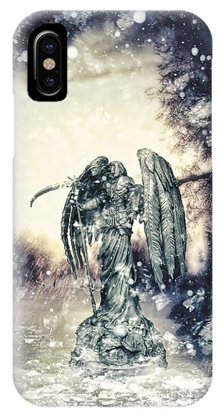 Freeze iPhone Case - Frozen by Mo T